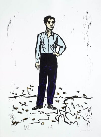 Stephan Balkenhol, 'Ohne Titel', 2004
