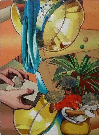 Zhang Yexing 张业兴, 'Balance - Eat 平衡—吃 ', 2019