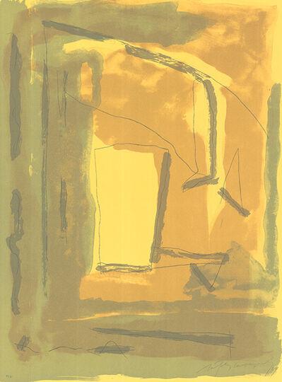 Albert Ràfols-Casamada, 'Xipre-3', 1989