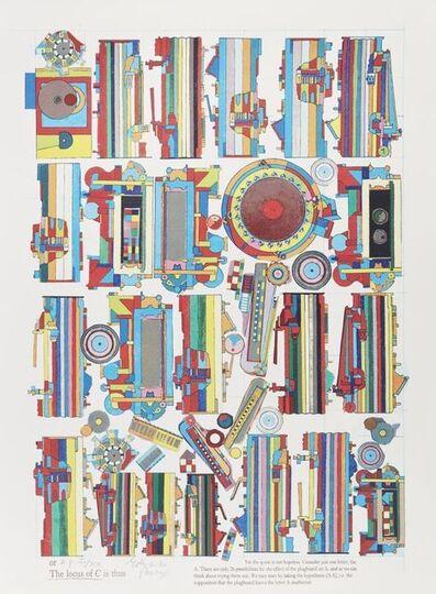 Eduardo Paolozzi, 'Turing 8', 2000