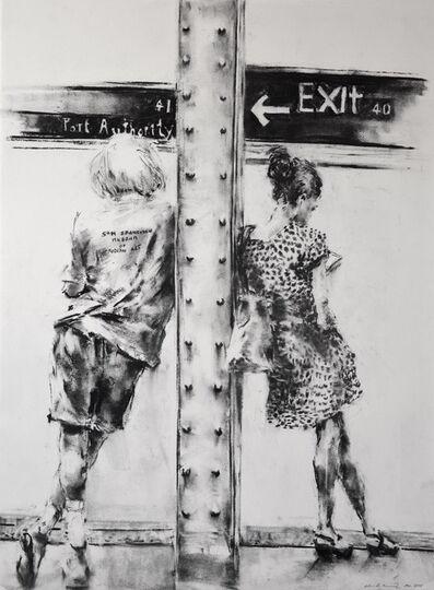 Gabriel Schmitz, 'Manhattan transfer', 2015