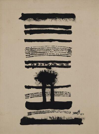 V. S. Gaitonde, 'Untitled', 1987