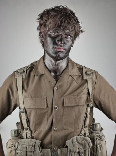 Christo Doherty, 'Black is beautiful 2', 2011