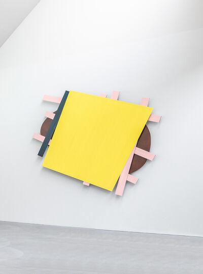 Imi Knoebel, 'Kartoffelbild 6', 2011