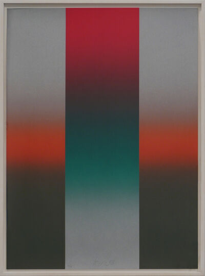 Larry Bell, 'Barcelona Suite #6', 1989