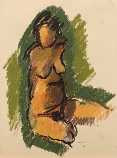 Ennio Morlotti, 'Nudo'