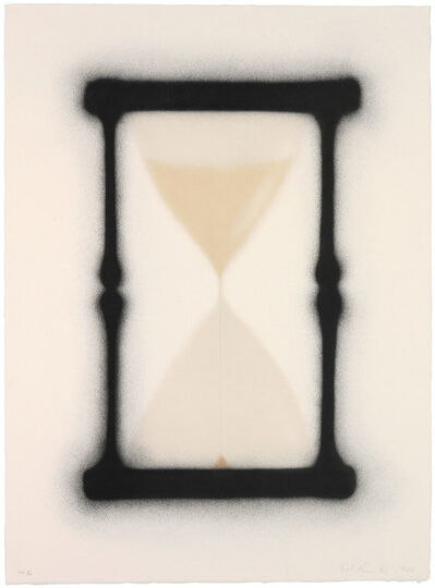Ed Ruscha, 'Reloj de Arena from the Portfolio California', 1988