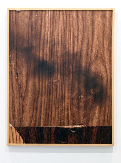 Carlos Rigau, 'Wood-series; Untitled (3)', 2013
