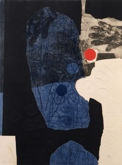 Antoni Clavé, 'Point Rouge', ca. 1970