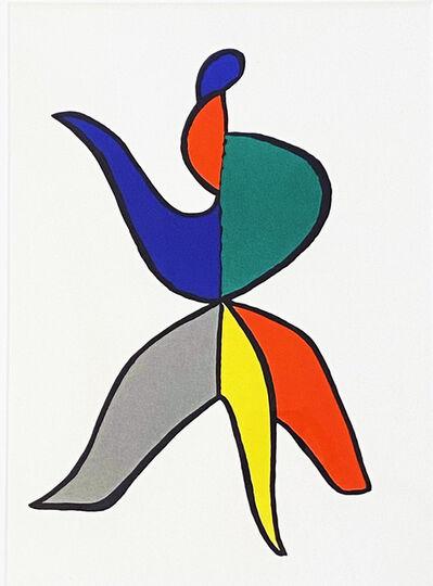 Alexander Calder, 'Derriere le Miroir #141 (Plate 6)', 1963