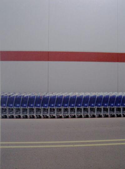 Bill Owens, 'Walmart'