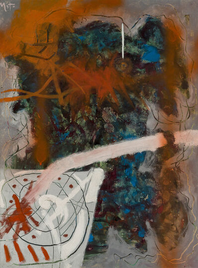 Rodolfo Nieto, 'Samurai Esfumado', 1963