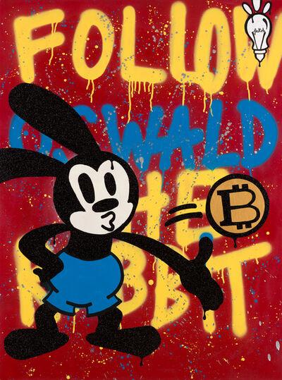 JAKOB, 'Follow The Rabbit - Unique Editions 1 - 3', 2018