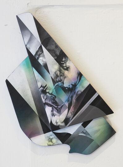 Hueman, 'Obsidian II', 2015