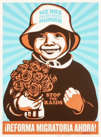 Shepard Fairey, 'Immigration Reform', 2009