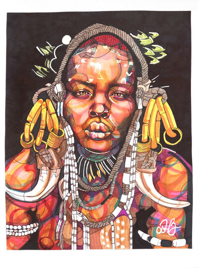 Domonique Brown, 'No Wakanda', 2019