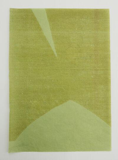Allyson Strafella, 'cleave', 2015