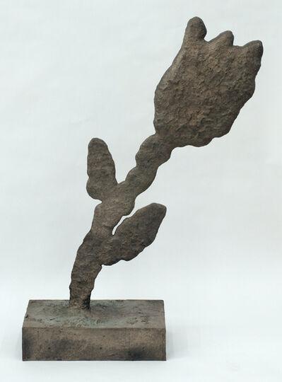 Donald Baechler, 'Single Flower', 2008