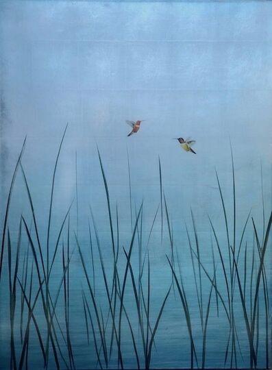 Carolyn Reynolds, 'Harmony Over Reeds II', 2021