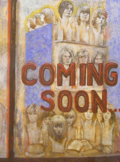 Veronika Jakatics-Szabó, 'Coming Soon', 2015