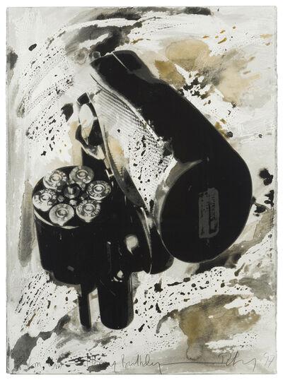Robert Longo, 'Gun', 1997