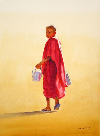 Min Wae Aung, 'Look (1)'