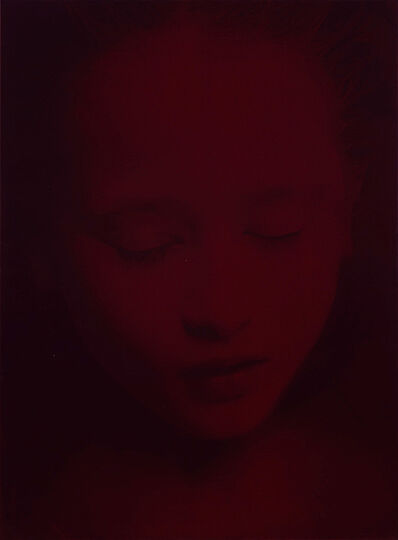 Gottfried Helnwein, 'Red Sleep 18', 2019