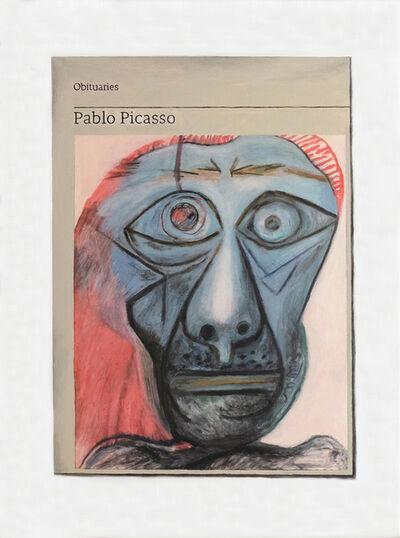 Hugh Mendes, 'Obituary: Pablo Picasso', 2018