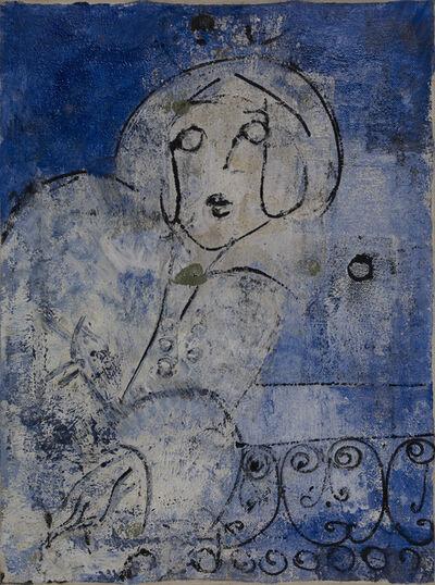 Franco Rognoni, 'Signora A Locarno', 1971