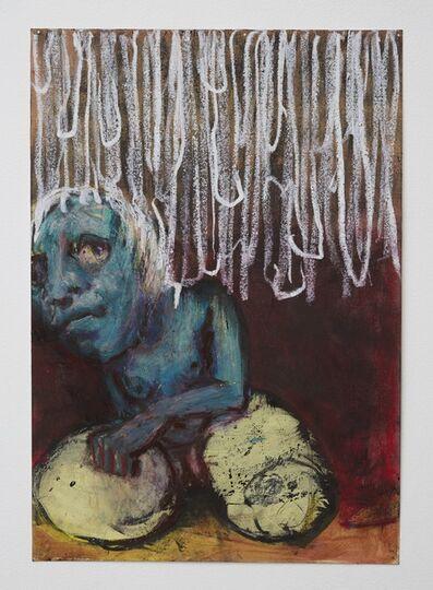 Alexandra Wiesenfeld, 'Earthworm woman', 2016