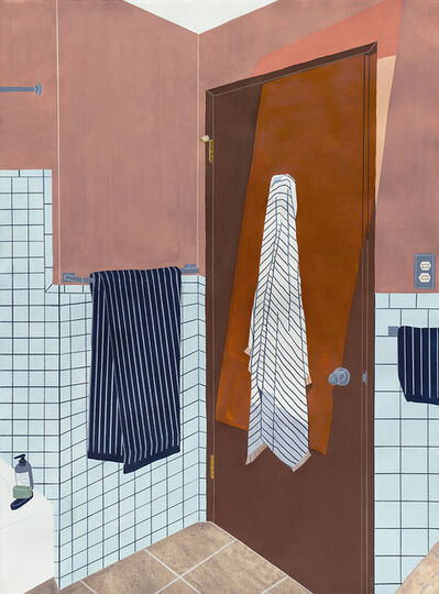 Kelly Bjork, 'Clemence Cleanse Bratton Bathroom', 2019