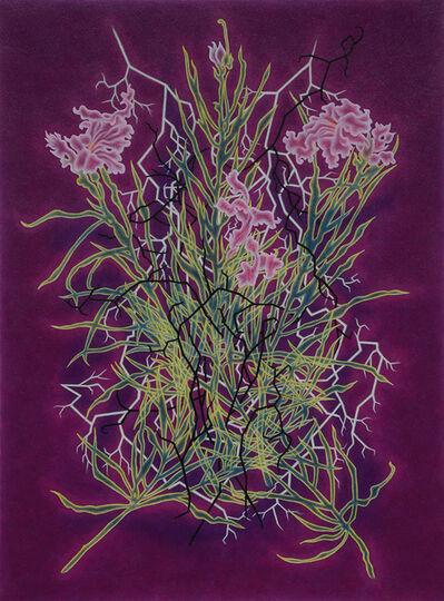 Sharon Ellis, 'Bouquet with Lightning', 2016