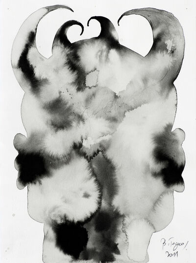 Barthélémy Toguo, 'Devil Heads IX', 2011