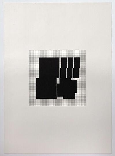 Attila Kovács, 'P3-A1', 1975