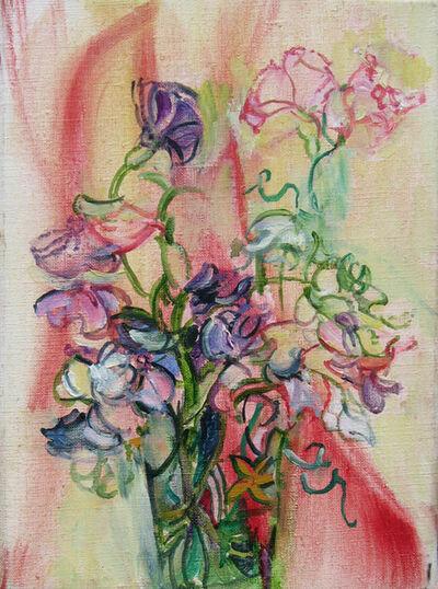 Anne Dunn, 'Sweet Peas I', 2003
