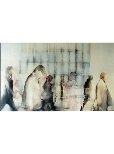 Sylvie Arlaud, 'Glassy citizens', 2005