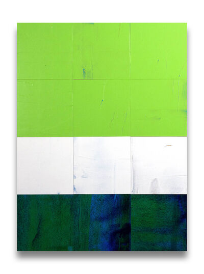 Matthew Langley, 'The Great Dominions (Abstract painting)', 2012