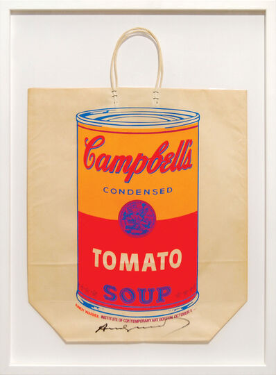 Andy Warhol, 'Campbell's Soup Can (Tomato).', 1966