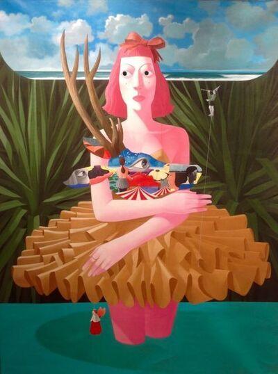 Knakorn Kachacheewa, 'Ballet Girl'