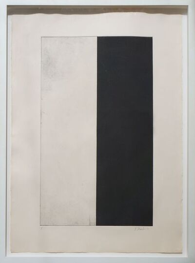 Brice Marden, 'Ten Days', 1971