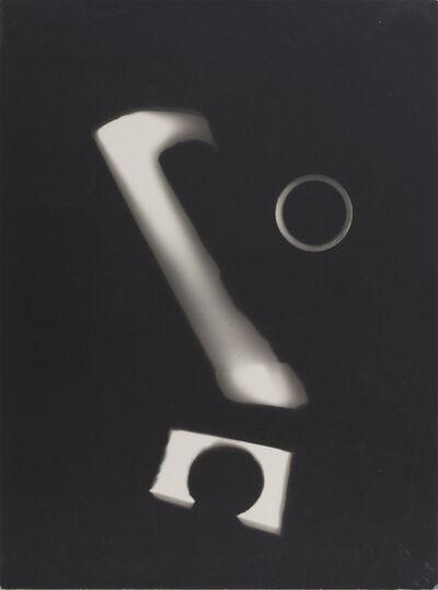 Wols, 'Ohne Titel (Photogramm), Paris 1/5', 1938
