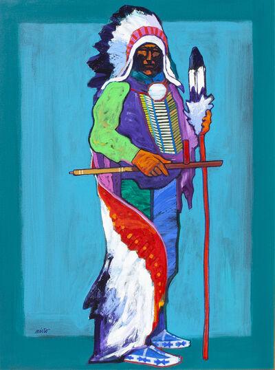 John Nieto, 'Brave Bear', ca. 2018