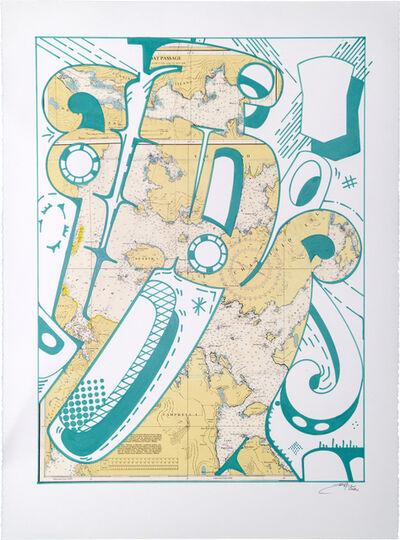 Sonny Assu, 'Landline #4', 2020