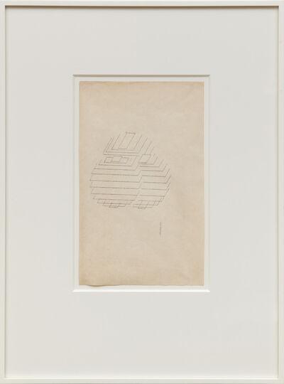 Dom Sylvester Houédard, 'Typestract 300367', 1967