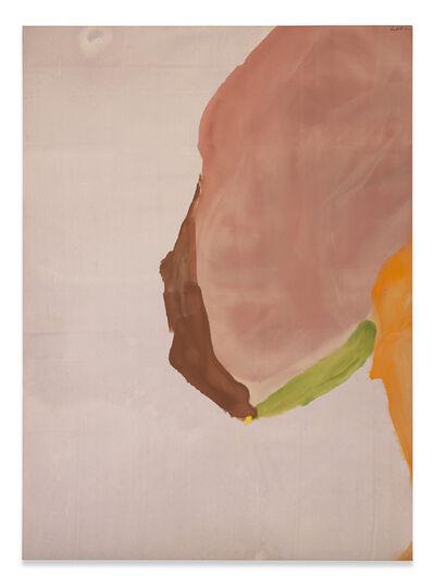 Helen Frankenthaler, 'Mauve Attitude', 1974