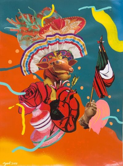 Yoh Nagao, 'Color Envoys IV', 2016