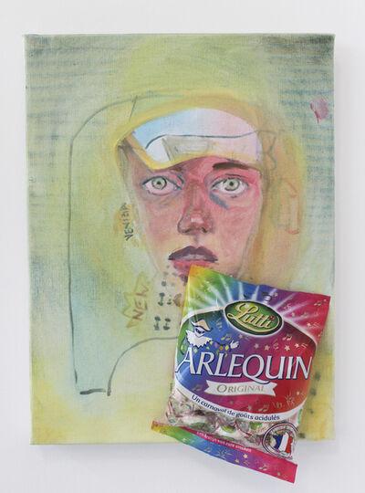 Madeleine Roger-Lacan, 'Au revoir Arlequin', 2020