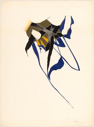 Burhan Dogançay, 'Untitled', 1978