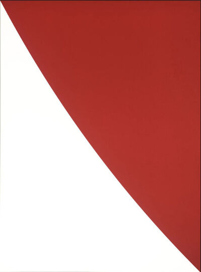 Ellsworth Kelly, 'Mallarmé Suite: Red', 1992