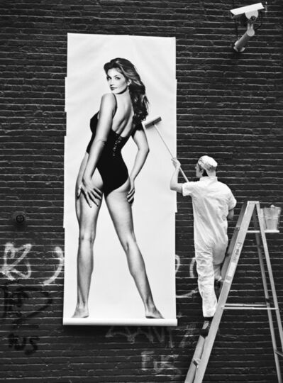 Patrick Demarchelier, 'Cindy Crawford, New York', 1993